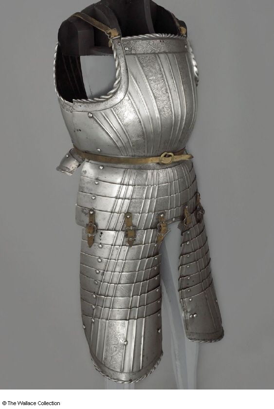 Breastplate armor